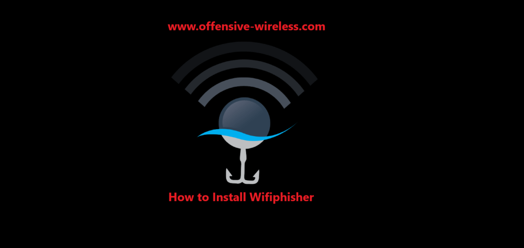 How to Install Wifiphisher