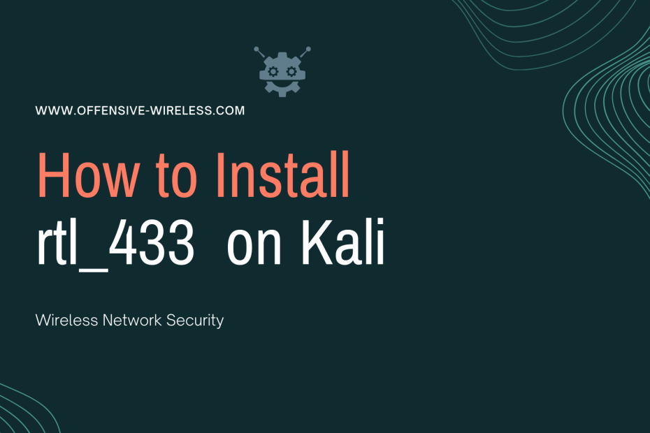 How To install rtl_433