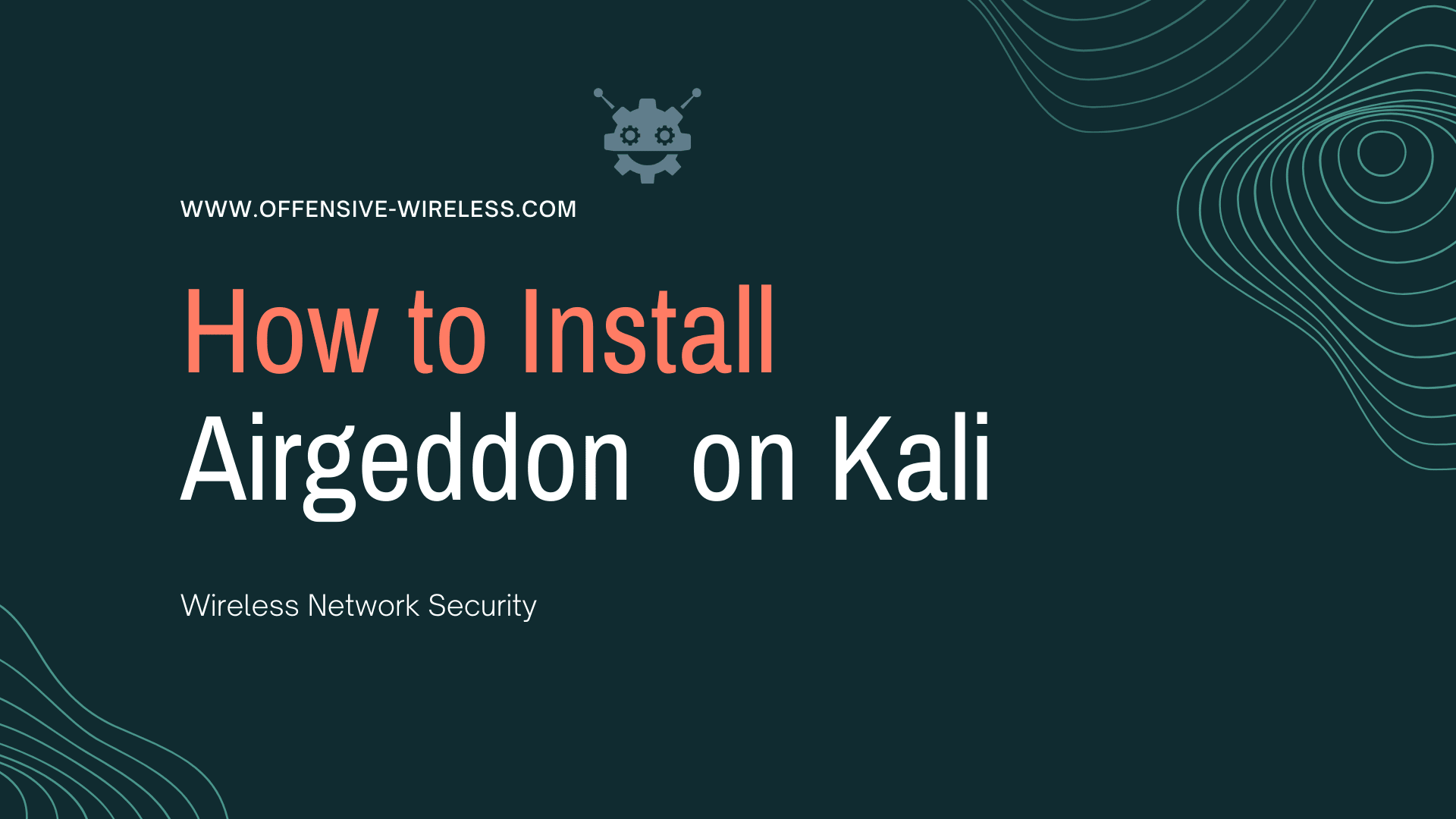 How to Install Airgeddon