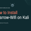 How to Install Sparrow-Wifi on Kali