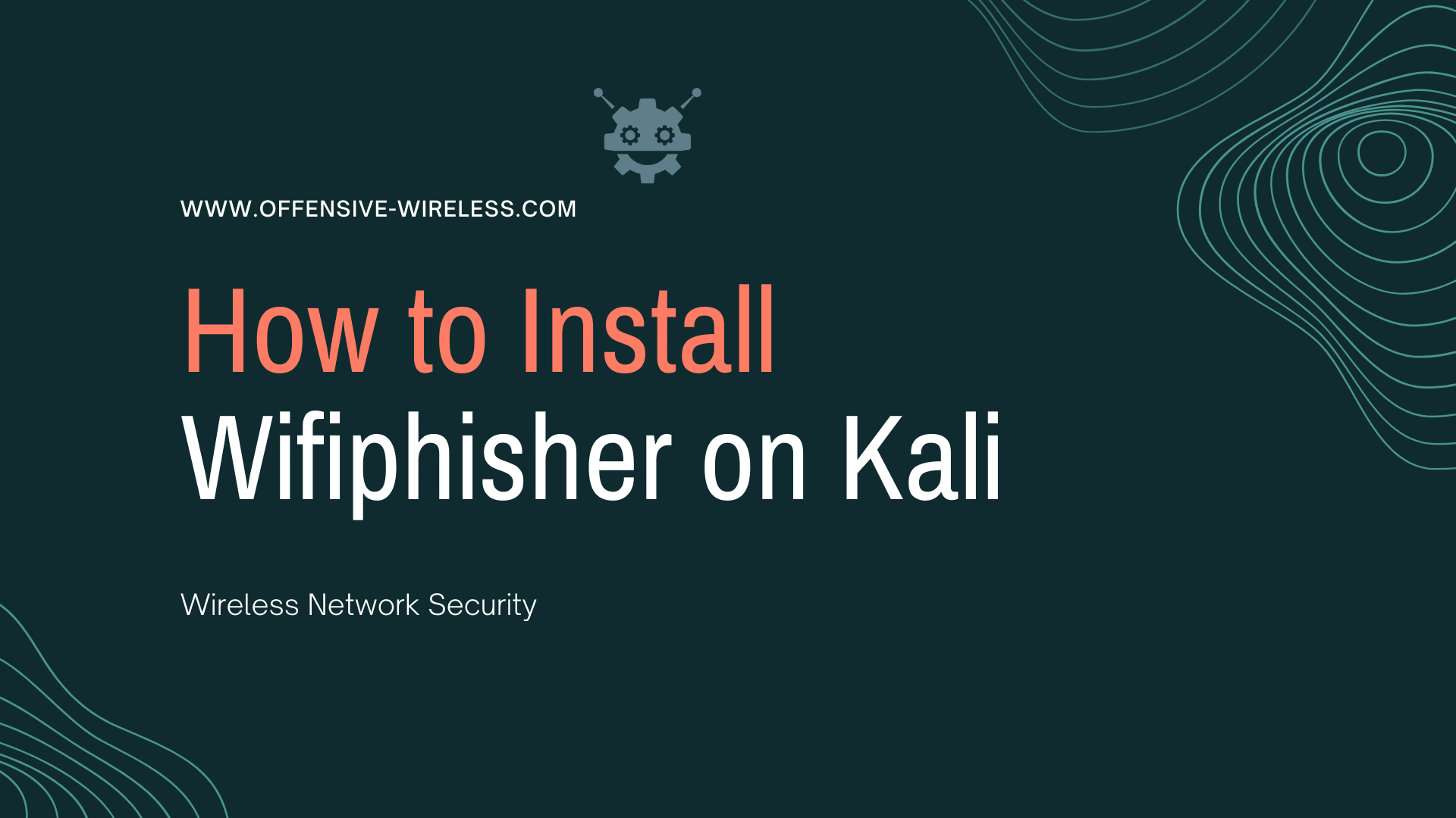 How to Install Wifiphisher on Kali