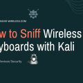How to Sniff Wireless Keyboards easily with Crazy Radio 2