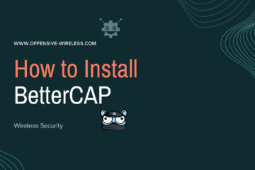 How to Install BetterCAP